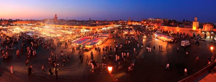 مراكش ودبي والقدس ضمن أفضل 20 مدينة عالمية جديرة بالزيارة ولو مرة بالعمر
