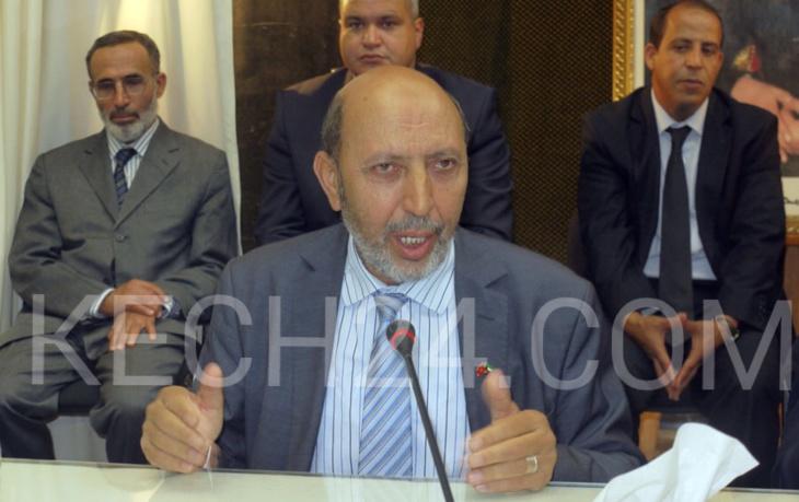 بلقايد مرشح البيجيدي الاول في الانتخابات التشريعية بمراكش