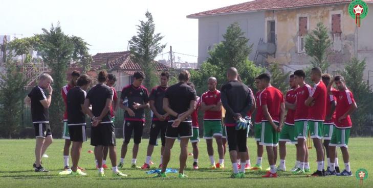 هذا موعد إجراء أولى مباريات المنتخب المغربي برسم دور المجموعات من إقصائيات كأس العالم