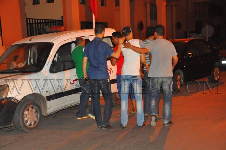 أمن مراكش يوقف متهمين بترويج