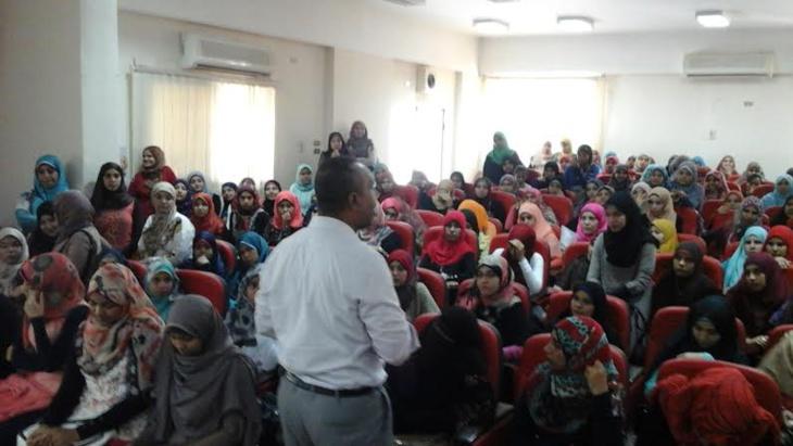 الاعلان عن إنطلاق دروس محو الامية بإقليم الحوز ضواحي مراكش