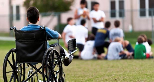 افتتاح قسم خاص بالأطفال ذوي الاحتياجات الخاصة المنحدرين من أسر معوزة