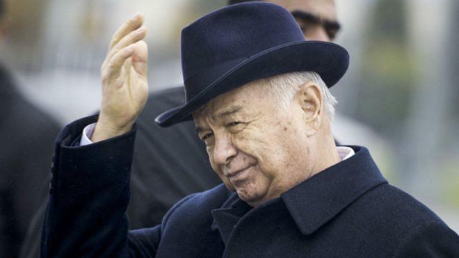 الغموض يحيط بمصير الرئيس الأوزبكي إسلام كريموف