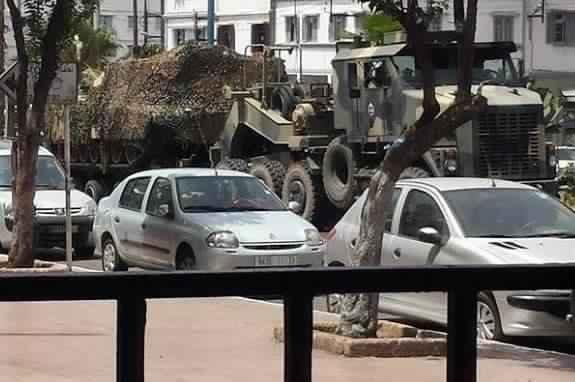 الجيش المغربي يتوصل بالدفعة الثانية من دبابات أبرامز الأمريكية
