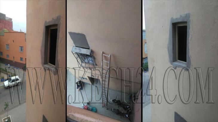 إستياء بسبب فتح نوافذ بشكل غير قانوني ومنتهك لخصوصية الجيران بمراكش