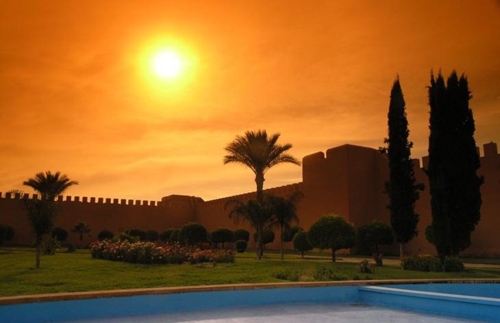 طقس حار جدا بكل مناطق المغرب في توقعات طقس الخميس