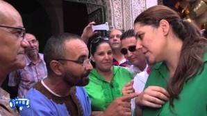 عاجل وحصري: فاطمة الزهراء المنصوري تتحدى بن سليمان بدائرة مراكش المدينة في الإنتخابات البرلمانية