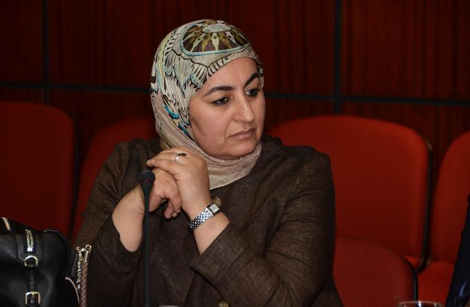 باميو مراكش يلتفون حول جميلة عفيف في مواجهة السلفي حماد القباج بدائرة مراكش جليز