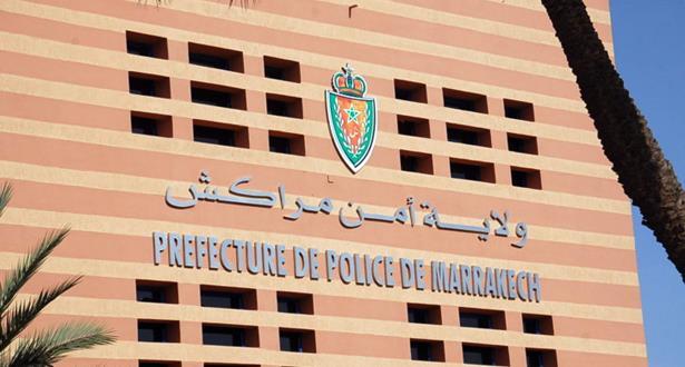 ولاية أمن مراكش تحقق في اتهام ضابط بابتزاز شاب و والدته ومصادرة واحتجاز وثائقه الشخصية