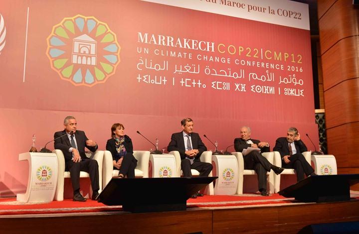 الصحافة الدولية تشييد بجهود لجنة الاشراف على قمة مراكش للمناخ