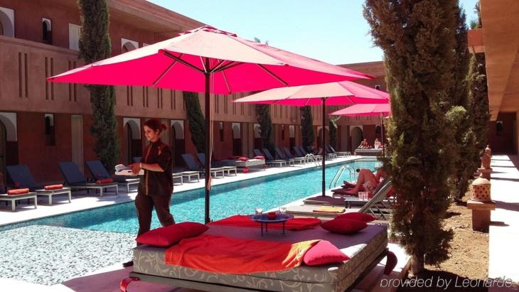 إرتفاع نسبة ملء المؤسسات الفندقيّة بمدينة مراكش