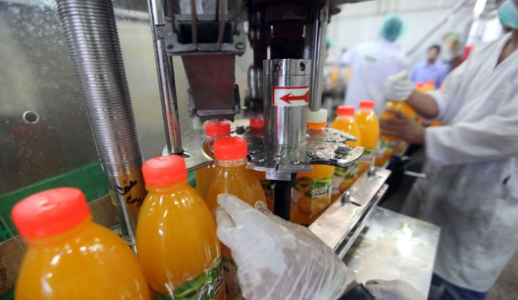 تسجيل تراجع في إنتاج الصناعات الغذائية بـ3,5%