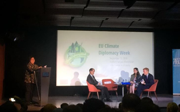 انطلاق الأسبوع الدبلوماسي الأوروبي حول التغيرات المناخية تحضيرا لقمة مراكش