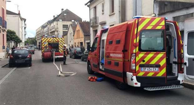 8 قتلى في انفجار وسط مدينة ديجون الفرنسية + صور