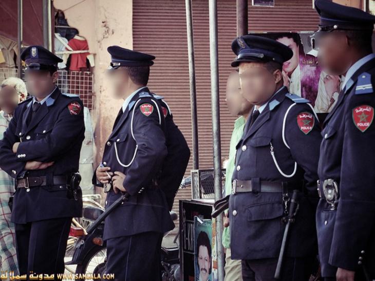 الفيسبوك يرسل شرطيا برتبة حارس أمن لمستشفى الأمراض العقلية