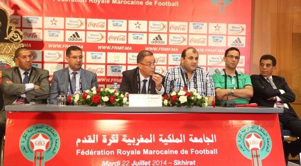 الجامعة الملكية لكرة القدم تمدد فترة الانتقالات الداخلية للاعبين