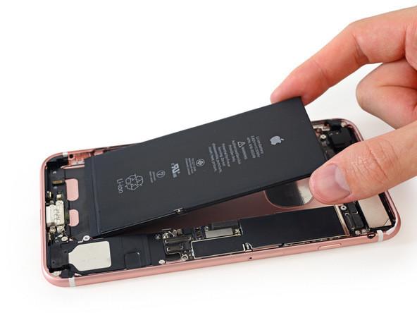 بالصور: هكذا يبدو هاتف آيفون 7 الجديد من الداخل