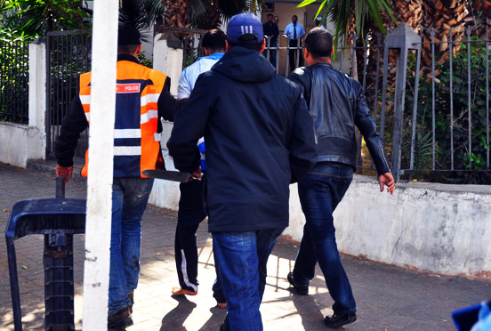 اعتقال أربعيني موضوع أربع مذكرات بحث وطنية للإتجار في المخدرات القوية