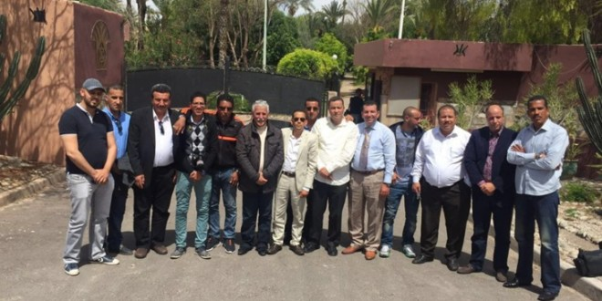 جمعية المصوريين الصحفيين بجهة مراكش آسفي تشيد بجهود رجال الأمن لاعتقال معتدي على مصور صحفي