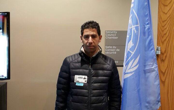 مولاي عبد الفتاح كوكات وكيل لائحة تحالف العهد والتجديد بدائرة المدينة يضع ترشيحه للإنتخابات البرلمانية بولاية مراكش