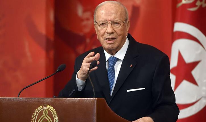 تونس تعلن حالة الطوارئ في جميع أنحاء البلاد لمدة شهر