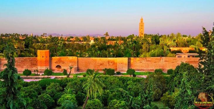 تقرير: مشاريع بيئية وإيكولوجية تعكس مدى الرغبة في جعل مراكش حاضرة نموذجية في المجال البيئي