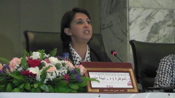 نبيلة منيب تفتتح الحملة الإنتخابية لفيدرالية اليسار الديمقراطي بلقاء تواصلي مع ساكنة مراكش