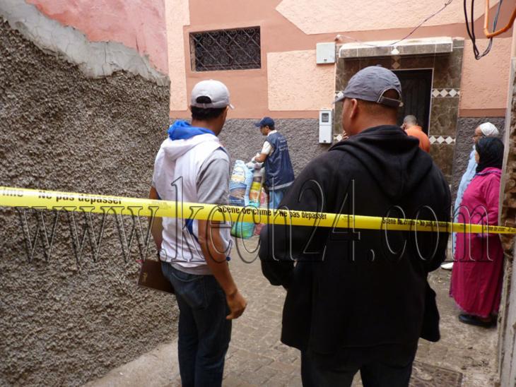ولاية الأمن توضح واقعة إصابة شرطي برصاصة زميله بالخطأ أثناء توقيف مسلحين روعا مواطنين بمراكش