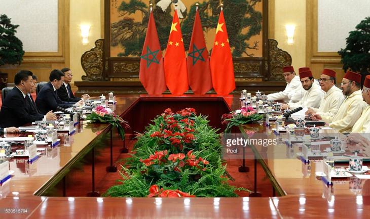 الصين تجدد تأكيدها على تعزيز الاستثمارات وتطوير الخدمات المالية في المغرب