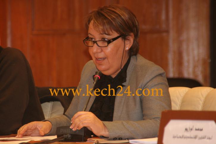 سكوب: زكية لمريني تتربع على رأس اللائحة الوطنية النسائية لحزب