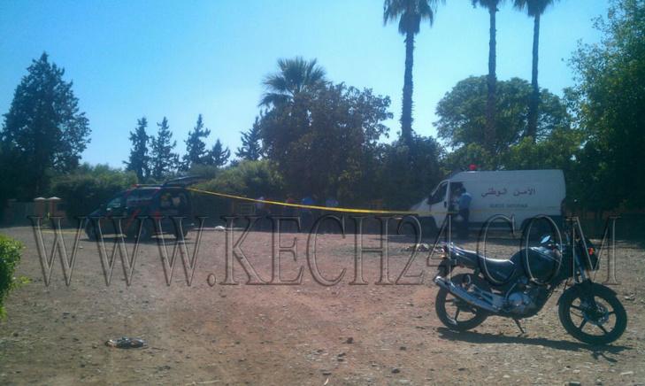 العثور على شخص جثة هامدة بحي سيدي يوسف بن علي بمراكش + صورة