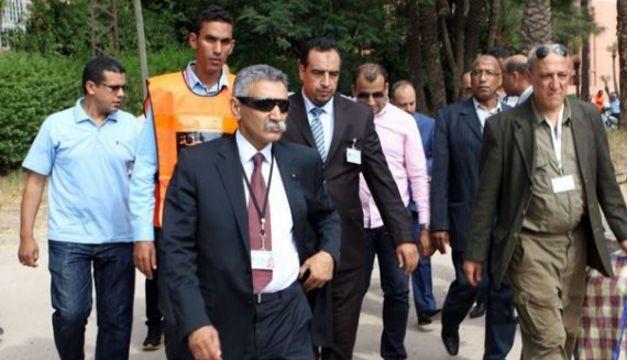 محسن مكوار ورجاله يفكون لغز جريمة سرقة الزميل هشام لمغاري بمركش