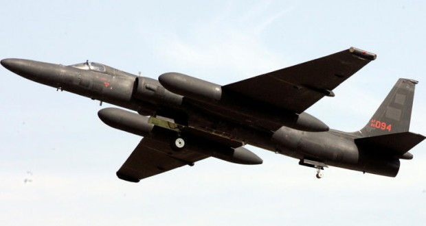 مقتل طيار وإصابة آخر في سقوط طائرة تجسس طراز يو-2 في كاليفورنيا