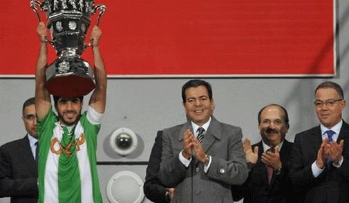 رسميا: نهائي كأس العرش في كرة القدم ستجرى بهذه المدينة