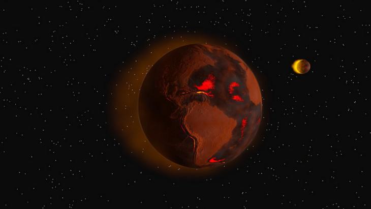 خبر صادم ..اليوم الذي ستدمر فيه الشمس كوكب الأرض سيكون أقرب مما نعتقد