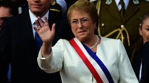رئيسة دولة الشيلي، ميشال باشلي، تؤكد حضورها لقمة مراكش للمناخ