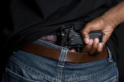 الرصاص يلعلع من جديد لتوقيف ثلاثة أشخاص من ذوي السوابق القضائية