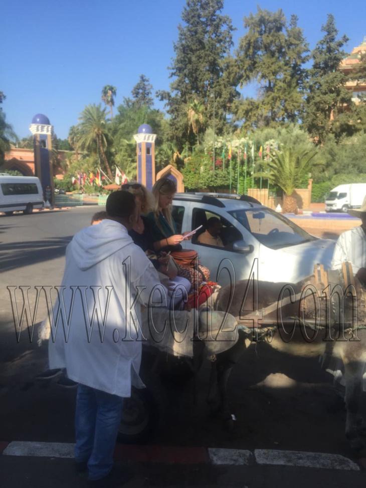 عاجل: هكذا تشوه وكالة أسفار السياحة بمدينة مراكش وتسيئ للمغرب + صور