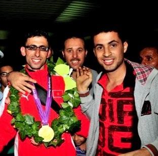 وزارة الشباب والرياضية تحتفي بالأبطال المتوجين خلال حفل استقبال بالرباط