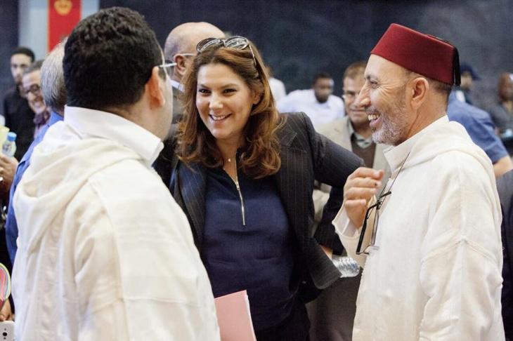 الوجوه الحزبية الكلاسيكية بمراكش تتبادل الابتسامات وعبارات المجاملة تمهيدا للمعركة الانتخابية