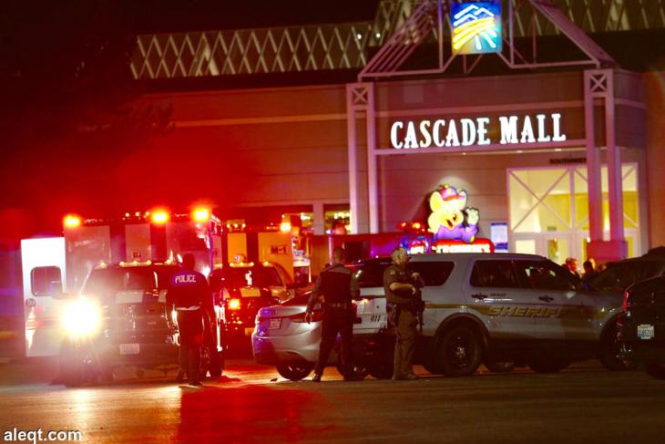 ثلاثة قتلى على الأقل في إطلاق نار بمركز تجاري في ولاية واشنطن