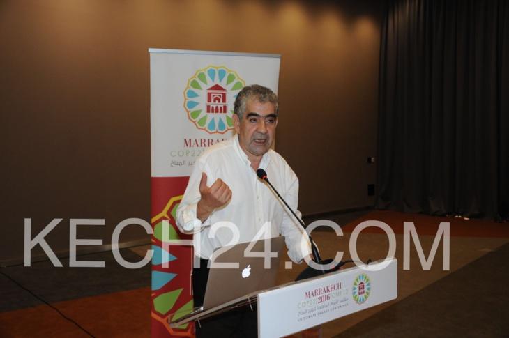 اليزمي: مؤتمر المناخ بمراكش يهدف إلى تحقيق أكبر تعبئة للمجتمع المدني