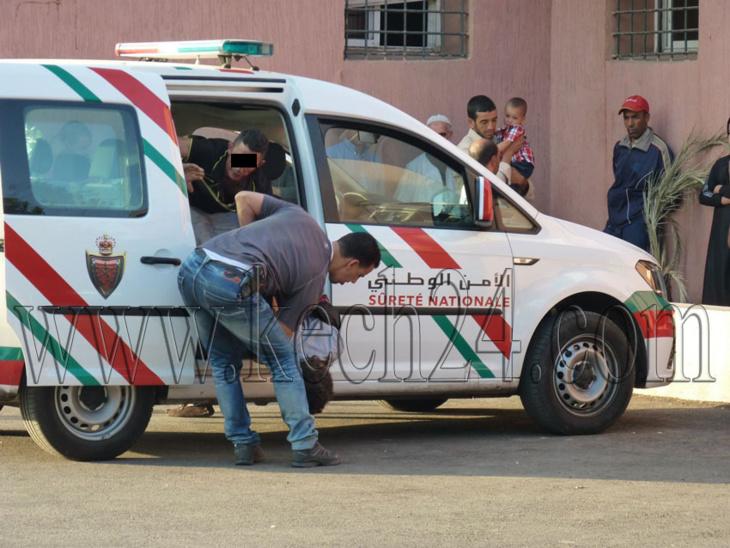 اعتقال ثلاثيني مبحوث عنه وطنيا بتهمة الإتجار في المخدرات ضواحي مراكش