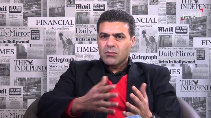 خالد كدار رسام