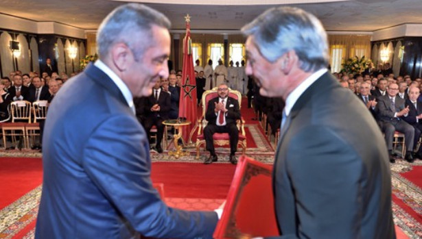 الملك يترأس حفل التوقيع على بروتوكول اتفاق لإحداث منظومة صناعية لمجموعة
