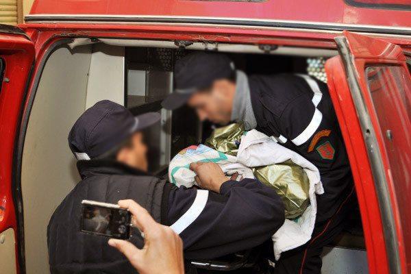 عاجل: العثور على الرضيعة المسروقة من مستشفى الهاروشي بالبيضاء + صورة