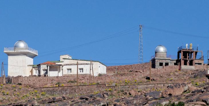 مرصد أوكيمدن ضواحي مراكش يتعزز قريبا بتليسكوب جديد