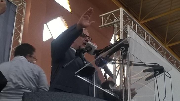 بنكيران يكشف من مراكش عن ثقته بالفوز في الانتخابات التشريعية في المغرب