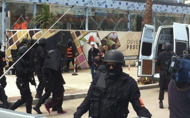 أنباء عن إعتقال عناصر إرهابية وحجز سلاح بمراكش