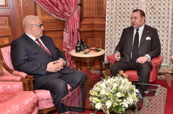 الملك محمد السادس يستقبل عبد الإله بنكيران و يكلفه بتشكيل الحكومة الجديدة